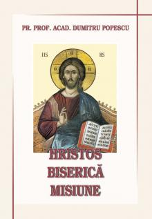 """LECTURA LUNII - Prezentarea cărții """"Hristos, Biserică, Misiune"""""""