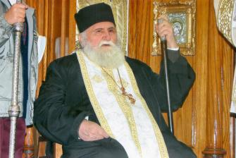 Preacuviosul Părinte Arhimandrit Ioan Iovan