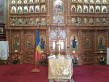 """PAROHIA SĂPTĂMÂNII - Parohia """"Sfânta Mare Muceniță Ecaterina"""" din Bra – al 10-lea hram"""