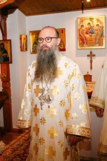 Preasfințitul Siluan - Mesaj audio la Praznicul Învierii Domnului