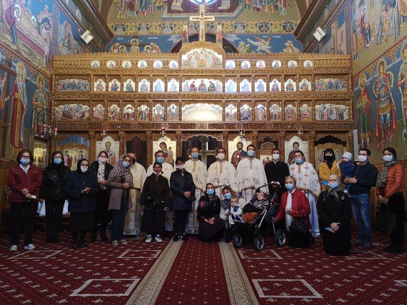 Întâlnirea lunară a preoților din Protopopiatul Toscana 2
