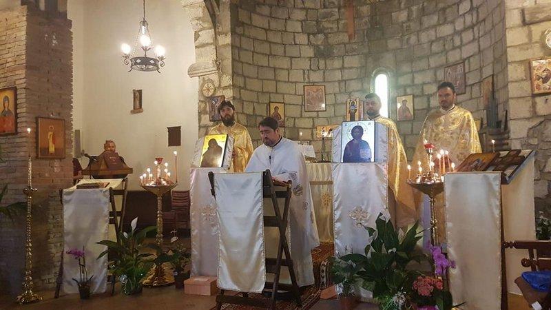 Trei zile de comuniune a cinci familii de preoțidin Roma și împrejurimi