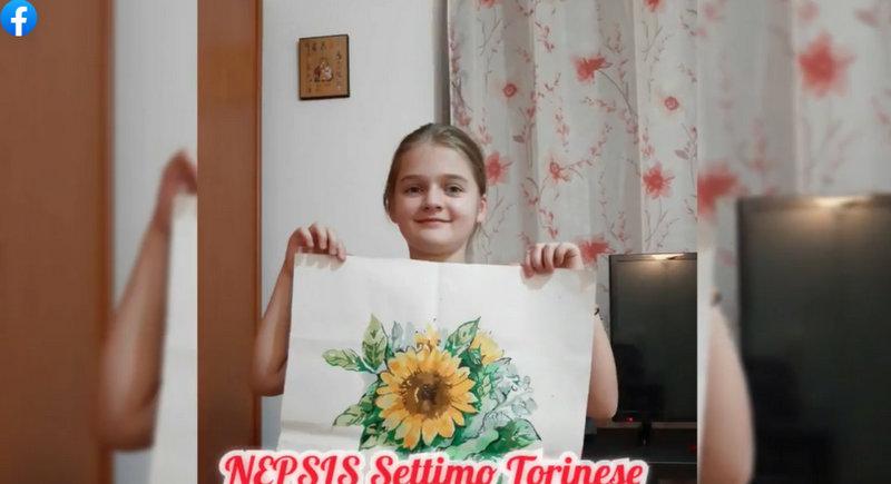 """NEPSIS Settimo Torinese - Retrospectivă - a VIII-a Săptămână On-Line a Școlii Parohiale """"Sf. Ioan de la Râşca și Secu"""""""