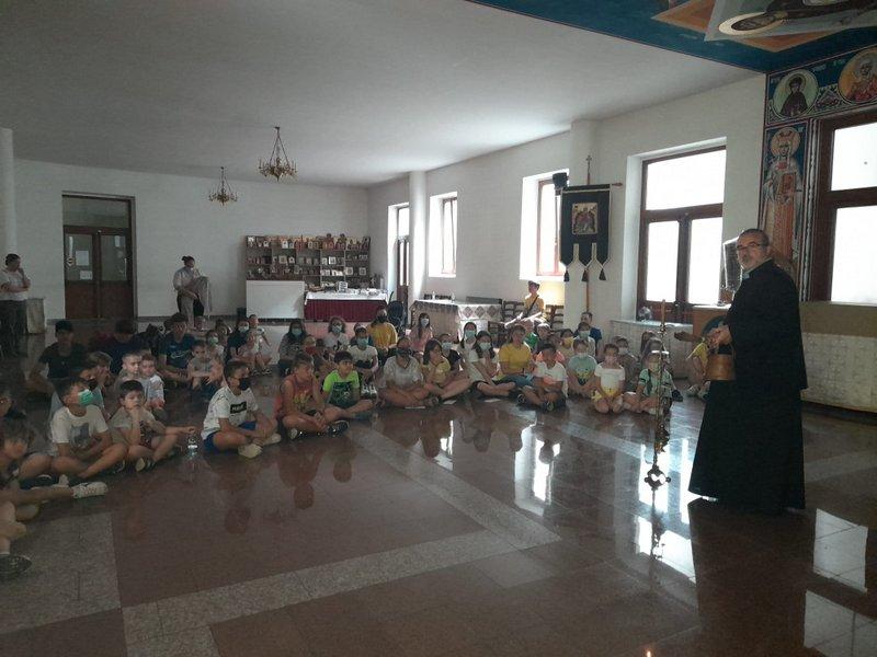 Școala de vară - Verona 1 (ziua a 9-a)